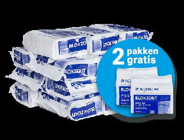 Regeneratiezout 20 x 8 kg (2 gratis)